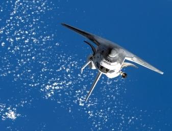 space shuttle velocità - photo #16