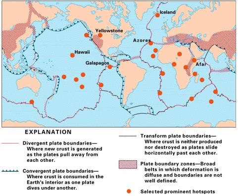 Cartina Mondo Hawaii.Perche Le Hawaii Sono Formate Da Vulcani Nonostante La Loro Distanza Da Zone Di Subduzione E Di Dorsali Vialattea Net